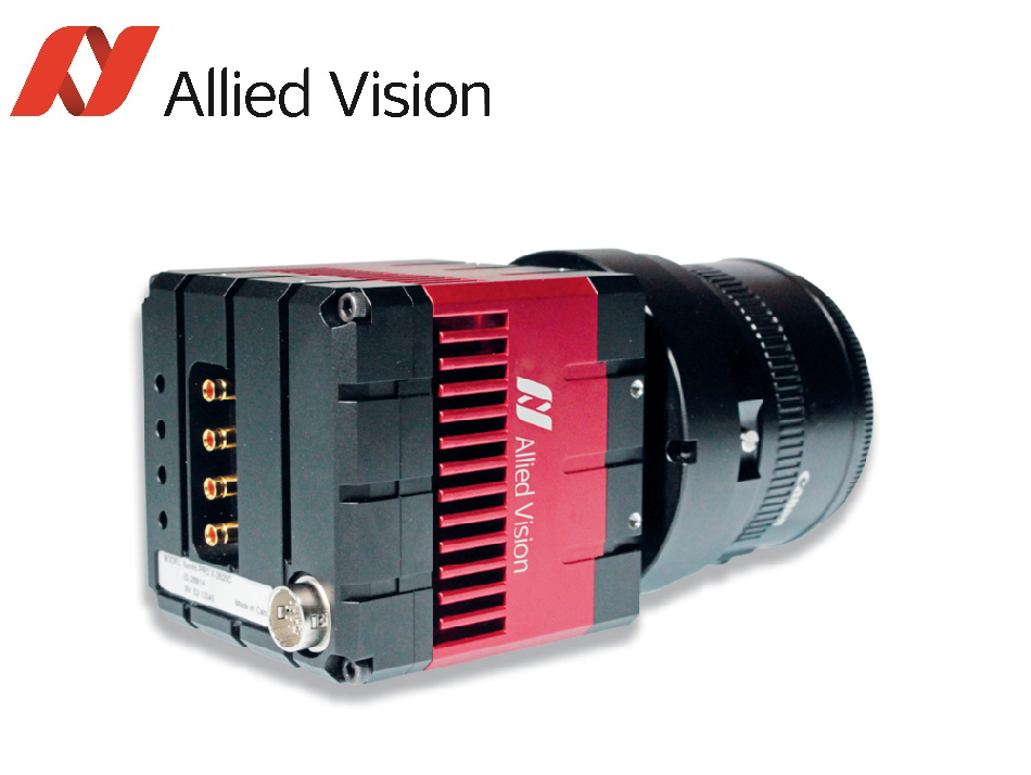 Allied Vision enters high bandwidth camera market with new camera family Bonito PRO