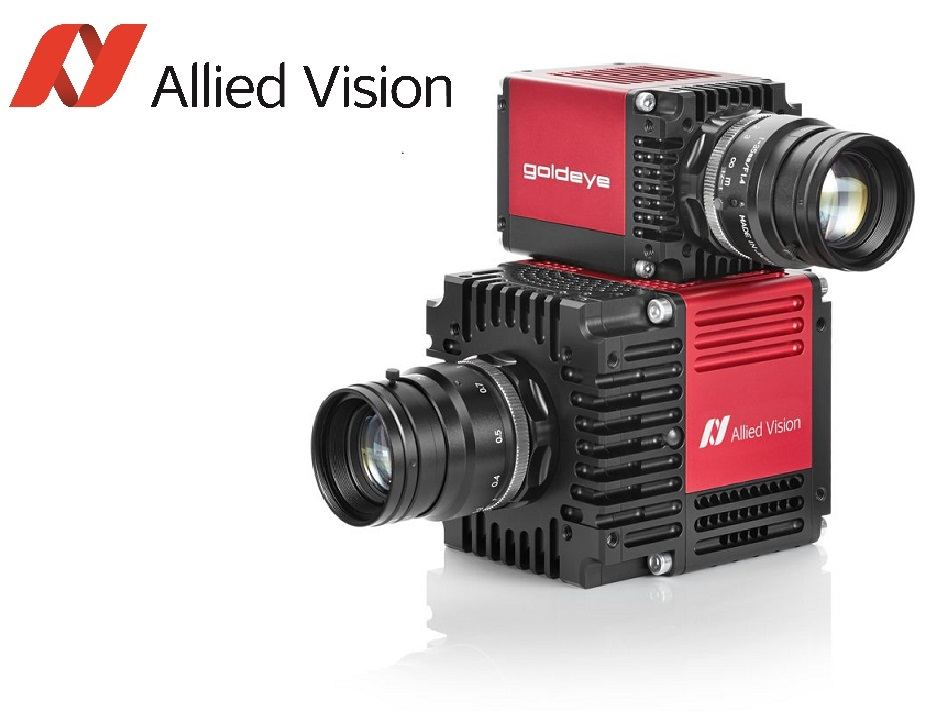 Allied Vision releases two new short-wave infrared (SWIR) cameras
